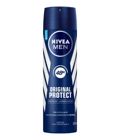 Desodorante Nivea Men Original Protect Aerosol 150ml