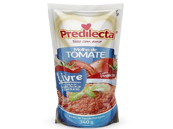 Molho de Tomate Refogado Livre 340