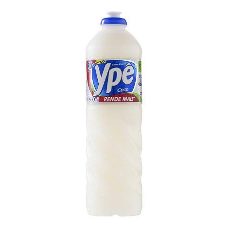 Detergente Líquido YPÊ de Coco 500ml