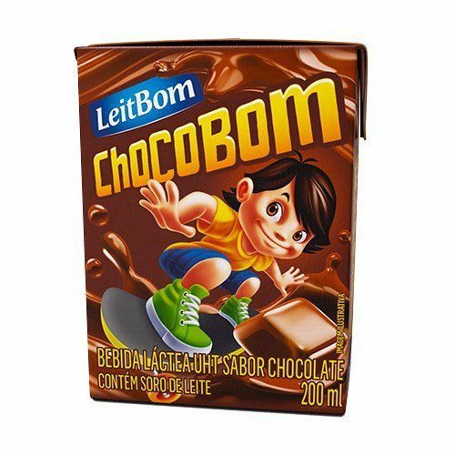 Bebida Láctea Chocobom Chocolate  200Ml