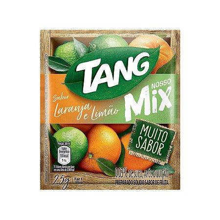 Refresco em Pó TANG Mix Laranja com Limão 25g