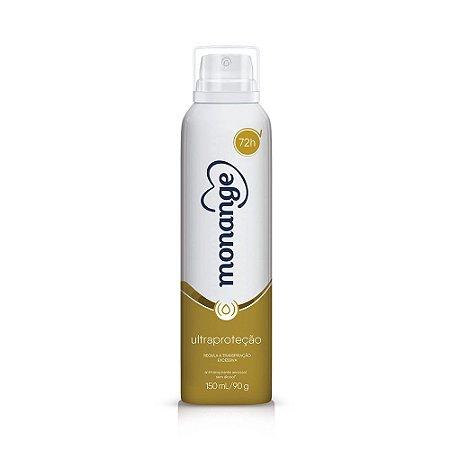 Desodorante Monange Hidratação e Alta Proteção 90g