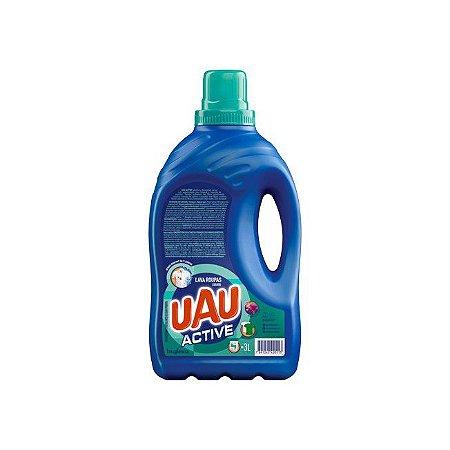 Lava Roupas Uau Active 3 litros