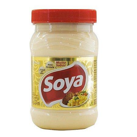 Maionese Soya  Pet 250g
