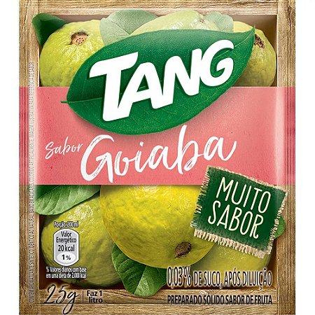 Refresco em Pó sabor Goiaba Tang 25g