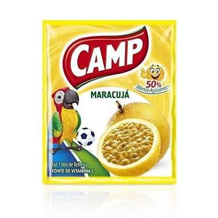 Refresco em Pó sabor Maracujá Camp 15g