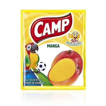 Refresco em Pó sabor Manga Camp 15g