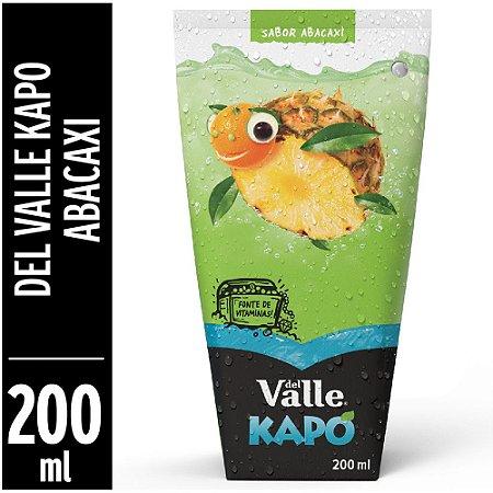 Suco Kapo de Abacaxi 200ml
