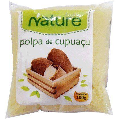 Polpa de Fruta Congelada Nature Cupuaçu 100g