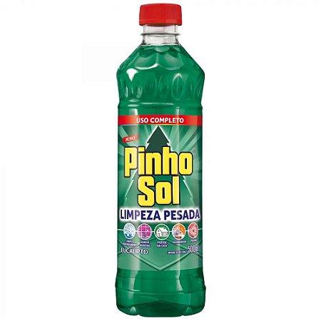 Limpador PINHO SOL Limpeza Pesada Eucalipto 500ml
