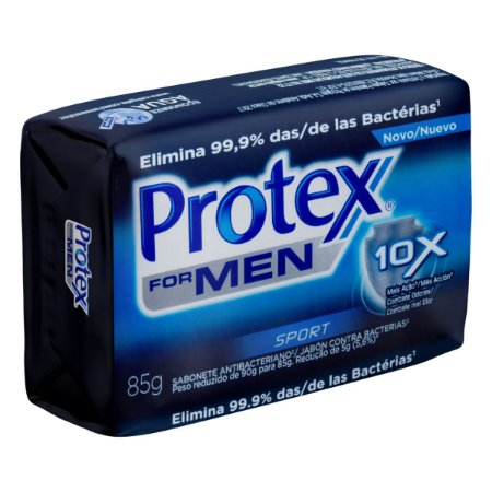 Sabonete Antibacteriano PROTEX For Men Sports 85g