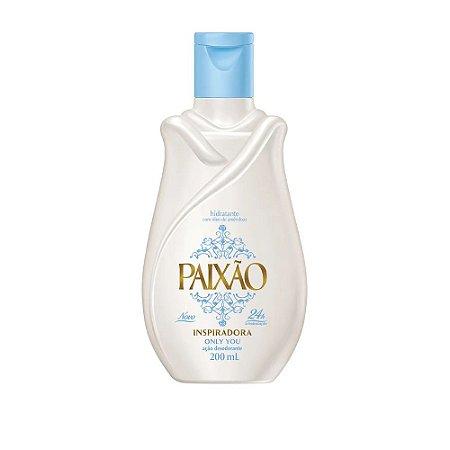 Hidratante Desodorante Paixão Inspiradora 200ml