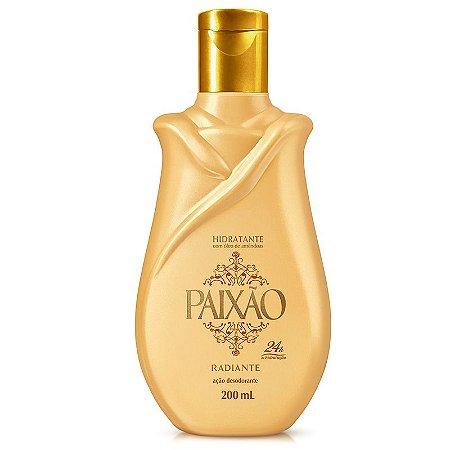 Hidratante Desodorante Paixão Radiante 200ml