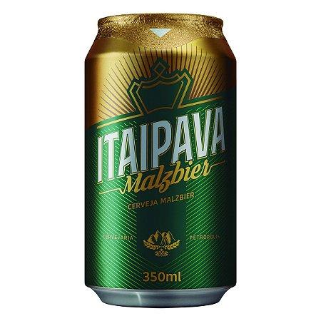 Cerveja ITAIPAVA Malzbier Lata 350ml