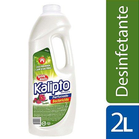 Desinfetante Eucalipto Kalipto 2 Litros