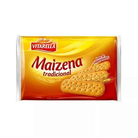 Biscoito Maizena Vitarella 400G