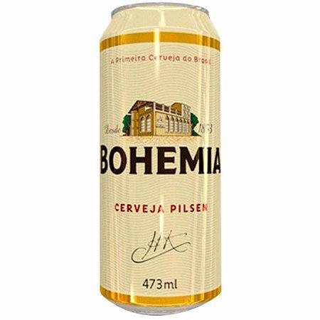 Cerveja Bohemia Lata Puro Malte 473ml