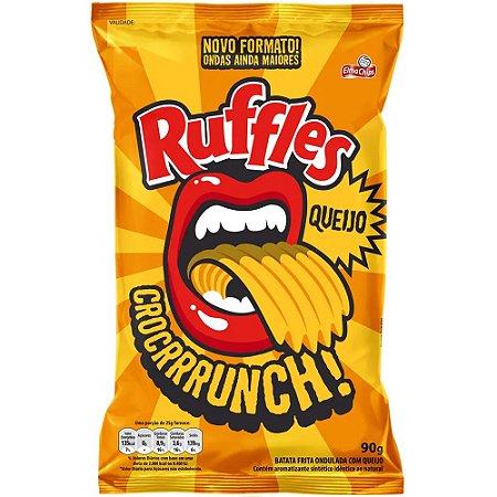 Salgadinho Elma Chips Ruffles Queijo 30g
