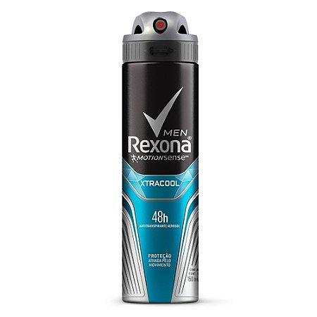 Desodorante Aerosol Rexona Men XtraCool 150ml