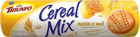 Biscoito Cereal Mix Aveia e Mel Triunfo 200g