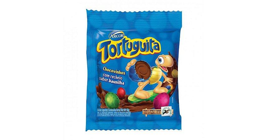 Mini Ovos de Chocolate Chocovinhos Tortuguita 50g
