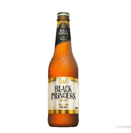 Cerveja Black Princess Gold 355ml