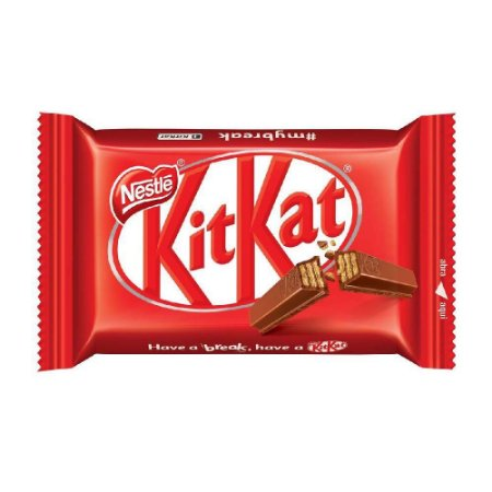Chocolate Kitkat 4 Fingers ao Leite 45g