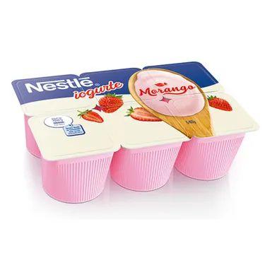 Iogurte Polpa Morango Nestle 540g