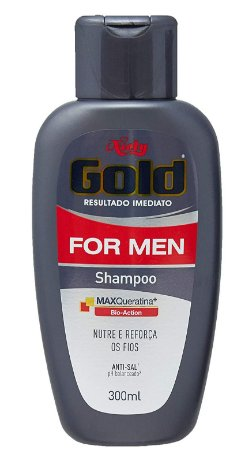 Shampoo Niely Gold For Men 300ml