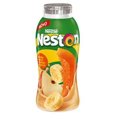Iogurte Neston Maçã, Banana e Mamão 170g