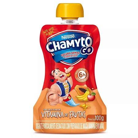 Iogurte Líquido Vitamina Go Chamyto 100g