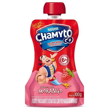 Iogurte Chamyto Go Morango 100g