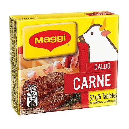 Caldo de Carne com Sal Maggi 57g