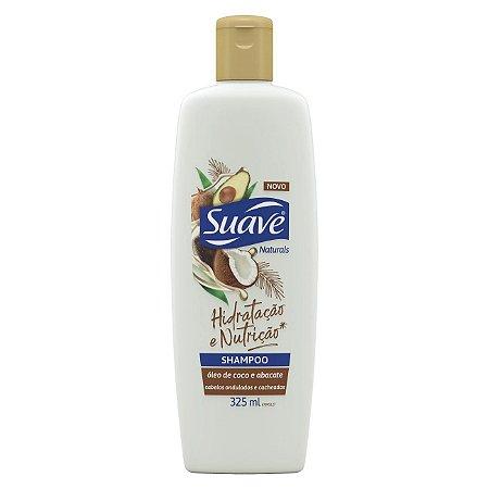 Shampoo Suave Óleo de Coco e Abacate 350 ML