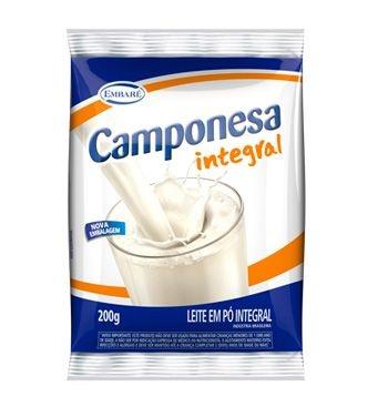 Leite po Camponesa Integral 200g