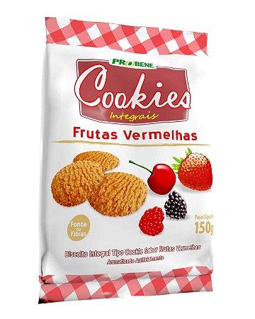 Cookies Probene Integral Frutas Vermelhas 150g