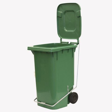 Carro Seletor 120 litros Verde