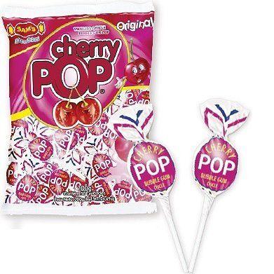 Pirulito Cherry Pop PCT 50UNID