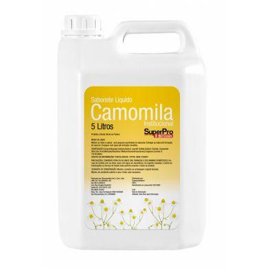 Sabonete Líquido Camomila 5 litros