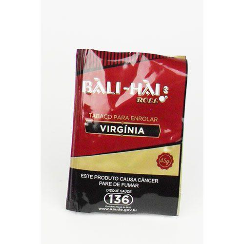Fumo p/ Enrolar Bali Hai Roll Virgínia 45gr