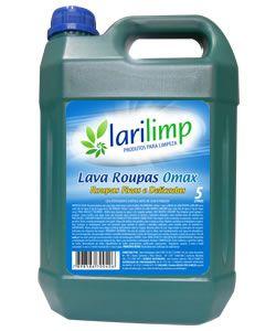 Sabão Omax Larilimp 5 litros