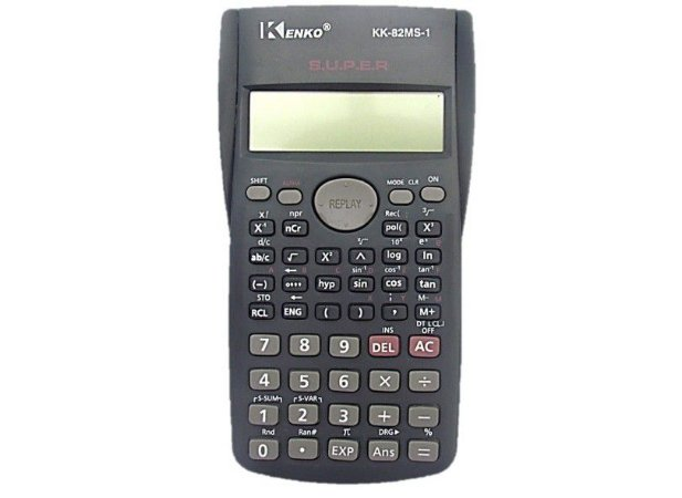Calculadora Científica KK-82MS