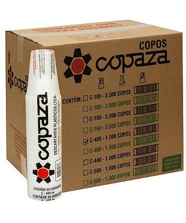 Copo Copaza 80ml C/100