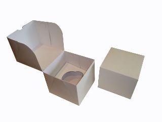 Embalagem de Capcake S/ Visor