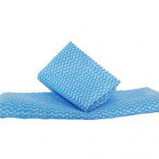 Pano Multiuso PCT C/5 UNI 30x50cm Azul