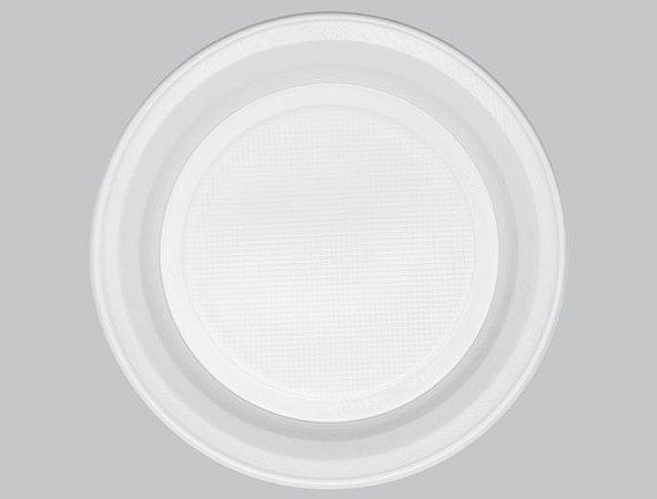 Prato Copaza PR 26 Liso Branco C/10 UNI