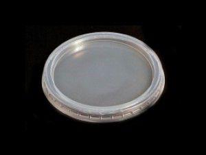 Tampa p/ Pote 100ml Copo Plast C/100