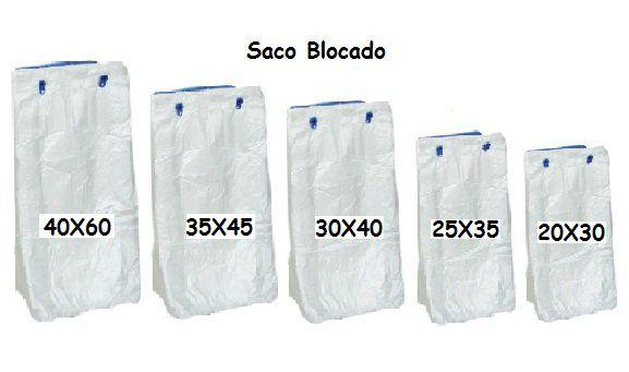 Saco Blocado 40x60 C/1000