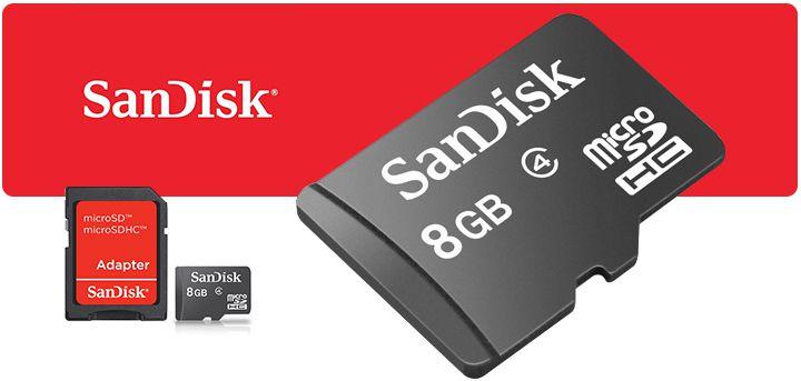 Cartão de Memória Sandisk