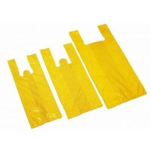 Sacola Amarela Translúcida Esp. 0,47 - C/3 kg